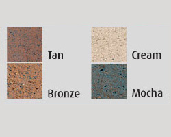 Claypave Cobble Paver Colours