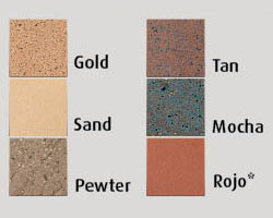 Claypave Regal Colours